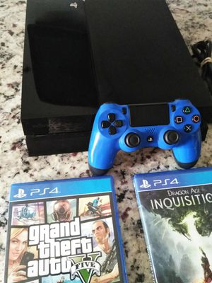 PS4 GTA V Dragon Age INQUISITION for Sale in Phoenix, AZ
