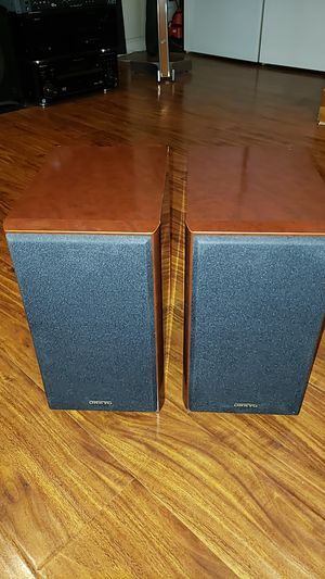 Onkyo Vintage D-062AX speakers for Sale in Palm Desert, CA