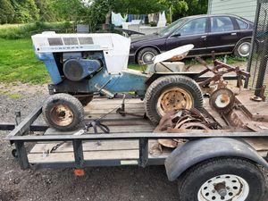 I haul away old free garden tractors for Sale in Nokesville, VA