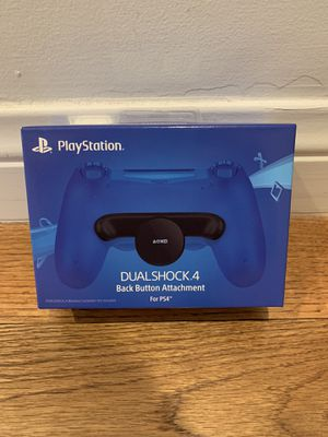 PS4 DualShock 4 Back Button Attachment NEW for Sale in Glendale, CA