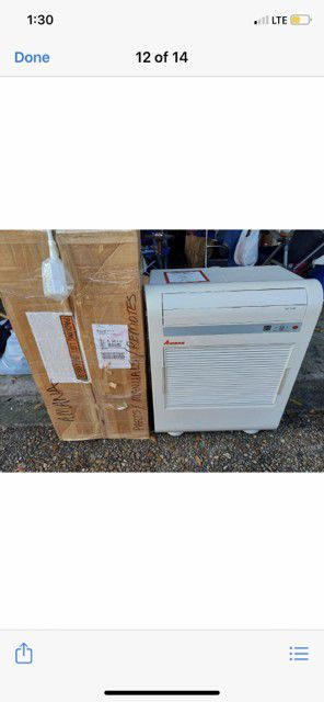 Portable AC unit brand new for Sale in Pensacola, FL