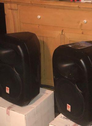 """Rockville 12"""" speakers for Sale in Dubach, LA"""