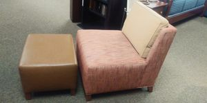 Chair and Ottoman for Sale in West Palm Beach, FL