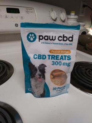 PAW CBD TREATS FOR DOGS for Sale in Tacoma, WA
