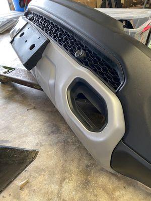 2019 ram 1500 rebel bumper rear/front for Sale in Katy, TX