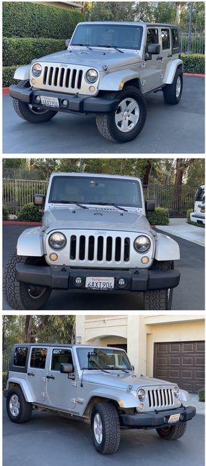 Jeep Wrangler Unlimited Sahara 2007 for Sale in Costa Mesa, CA