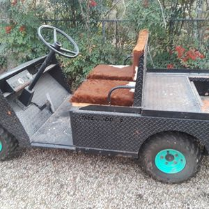 Golf Cart Not Running No Batteries $300 for Sale in Dallas, TX