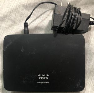 Linksys SE 1500 for Sale in Smyrna, TN