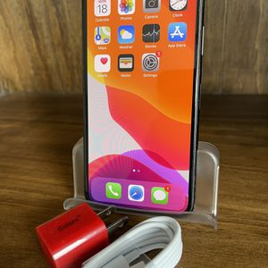 256gb Unlocked iPhone X With Charger for Sale in Aurora, CO