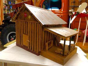 Handmade Tobacco Barns for Sale in Zebulon, NC