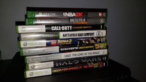 Xbox One and 360 Games for Sale in Huntingtown, MD
