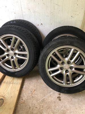 215/55/17 for Sale in Alexandria, VA