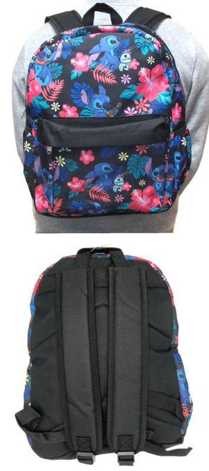Brand NEW! Stitch Backpack For Everyday Use/Outdoors/Traveling/Disneyland Trips/Birthday Gifts for Sale in West Carson, CA