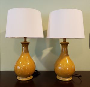 "Porcelain 25"" Table Lamps for Sale in Lacey, WA"
