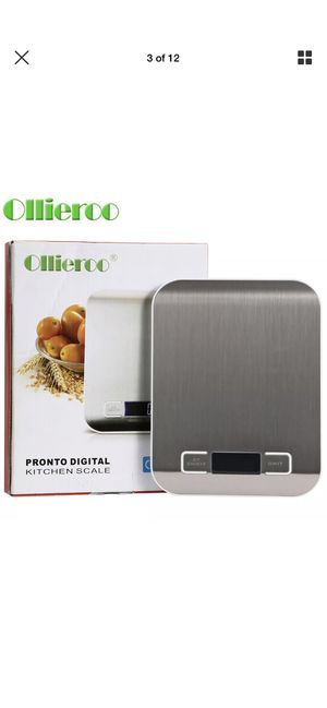 Kitchen scale for Sale in Burlingame, CA