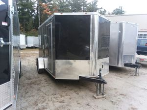 New Five Star 6 x 12 enclosed cargo trailer for Sale in Enfield, CT