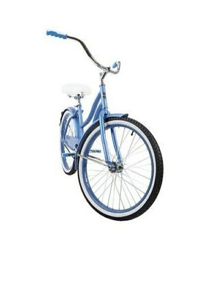 """Huffy 24"""" Cranbrook Girls Comfort Cruiser Bike, Periwinkle 24 inch for Sale in Dallas, TX"""