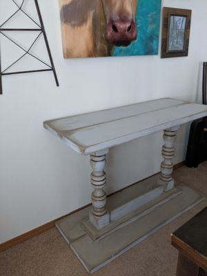Console table for Sale in East Wenatchee, WA