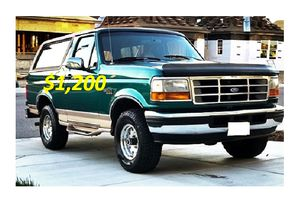 🍂$1200_1996 Ford Bronco.🍂 for Sale in Garrison, MD