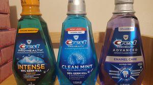 Crest Pro Health Mouthwash 1L-$5 each for Sale in Hazard, CA