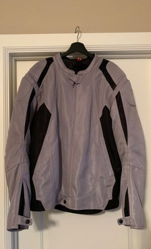First Gear Motorcycle Jacket XLT Tall like New just Cleaned. for Sale in Chandler, AZ