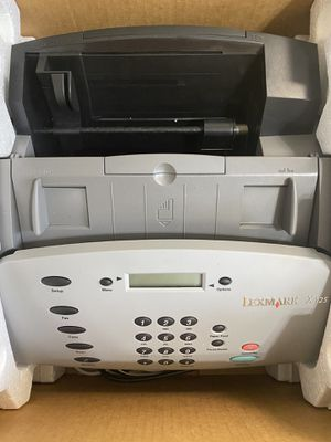 LEXMARK X 125 All In One Office Center Inkjet Printer Fax for Sale in Dublin, OH