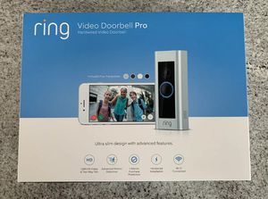 NEW Ring Video Doorbell Pro for Sale in Houston, TX