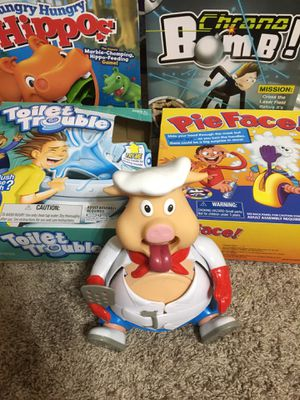 Kids Games - Lot of 6 for Sale in Grand Prairie, TX