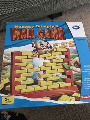 Wall game for Sale in Piscataway Township, NJ