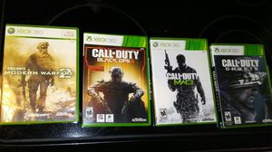 Xbox 360 modern warfare 2 for Sale in Everett, WA