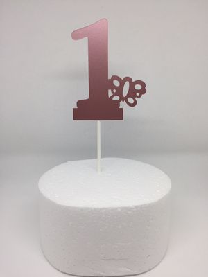Age Number Birthday Cake Topper for Sale in Pomona, CA