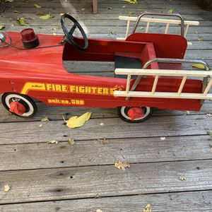 And Fire Fighter Truck for Sale in Walnut Creek, CA