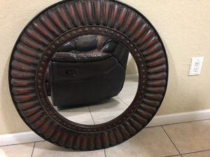 Metal wall mirror for Sale in Hialeah, FL
