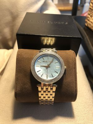 Michael Kors Darci Blue Green Mother of Pearl for Sale in Raleigh, NC