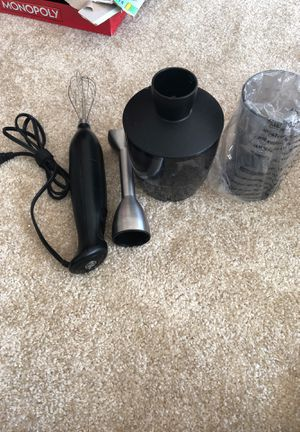Immersion blender for Sale in Irvine, CA
