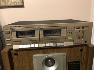 Vintage marantz cassette deck player for Sale in Des Plaines, IL