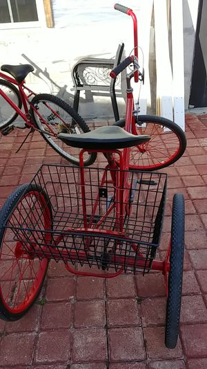 3 wheels bike good condition for Sale in Tampa, FL