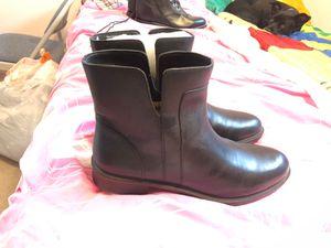 Cute Raffini sturdy little black rain boots brand new for Sale in Temecula, CA