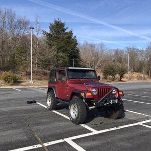 1999 Jeep Wrangler for Sale in Winston-Salem, NC