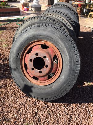 Semi Trailer Truck Tires for Sale in Las Vegas, NV