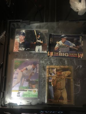 Baseball cards for Sale in Antioch, CA