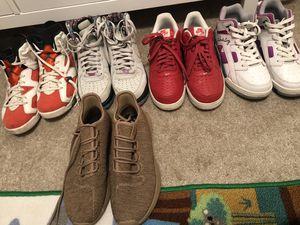 Men's shoes Jordan, Nike, Adidas size 9 for Sale in Chesapeake, VA