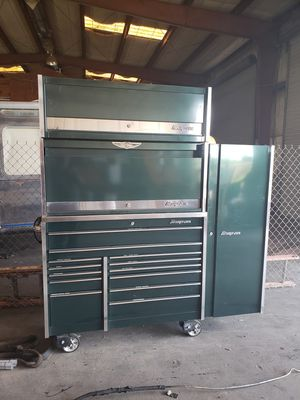 Snap on mega tool chest. Will trade for good car or pickup for Sale in Mulberry, FL