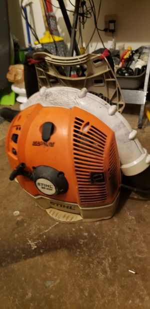 Stihl Br600 magnum. Works great. Just ugly for Sale in Norcross, GA