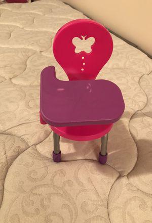 American Girl doll school chair for Sale in Reynoldsburg, OH