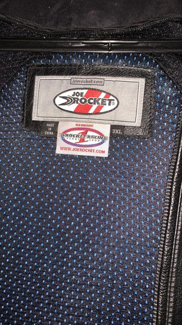 Joe Rocket Leather - 3XL