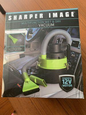 Sharper image auto vaccume for Sale in Santa Clara, CA