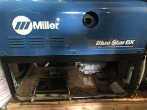 Miller blue star 185 generator and welder for Sale in South Gate, CA