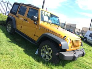 2014 JEEP WRANGLER UNLIMITED RUBICON!! ONLY 24k! PRICE LOWERED $5000! CALL TRENT NOW!! $2675752029@ for Sale in Langhorne, PA