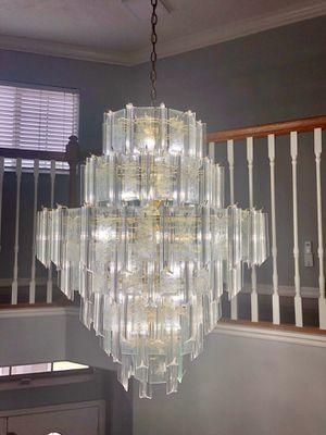 "Crystal Chandelier 72"" long for Sale in Orlando, FL"